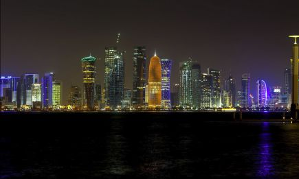 Doha, Qatar (photo: JP)