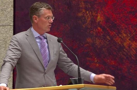 Pieter Duisenberg VVD Tweede Kamer Bussemaker