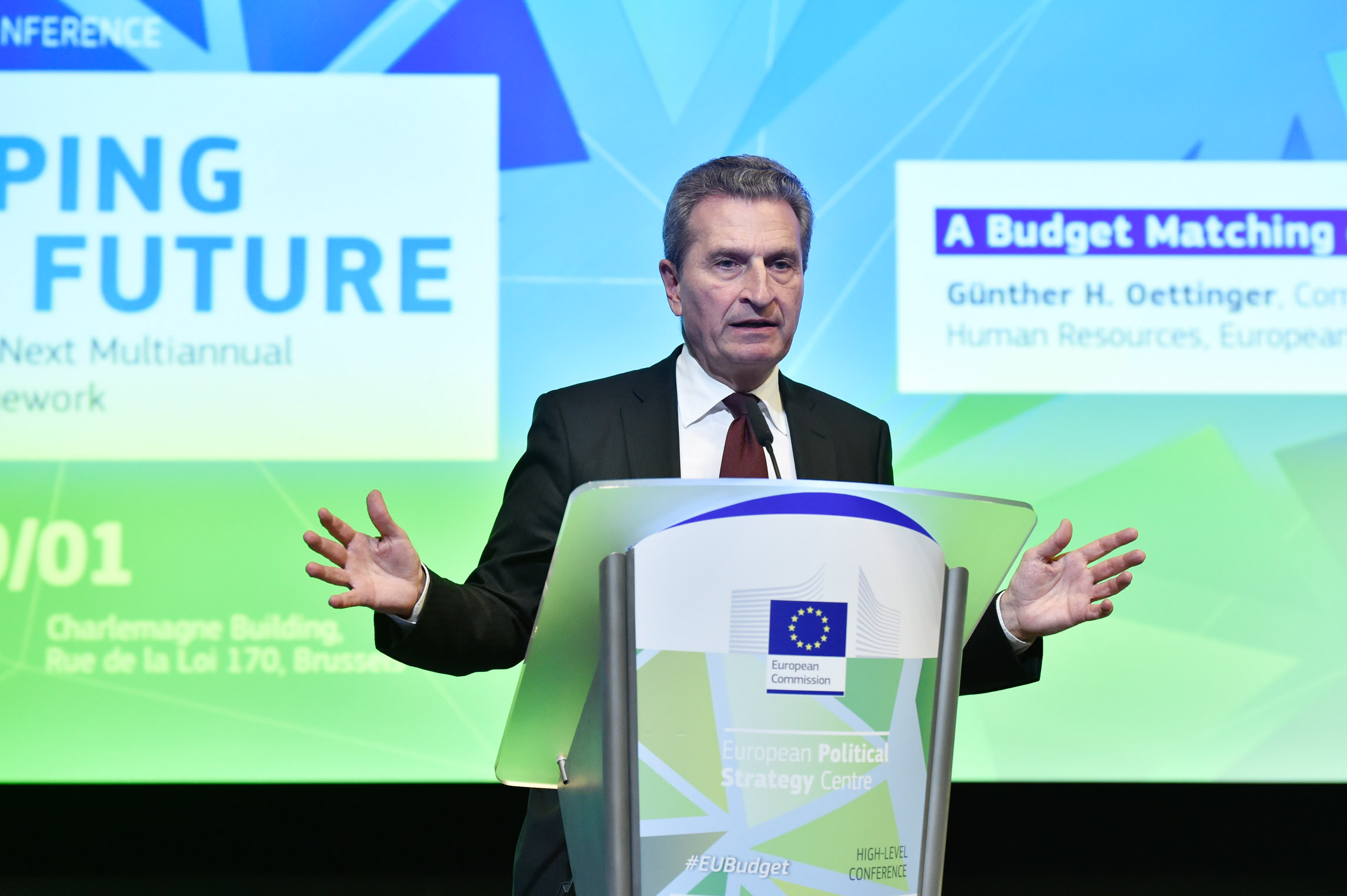 Oettinger EU Brexit